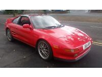 TOYOTA MR2 T-BAR TWIN ENTRY TURBO 300BHP