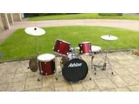 Drum kit drum set