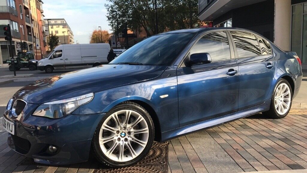 Bmw I M Sport Bhp Fully Loaded Sat Nav Xenon Logic - 2006 bmw 540i