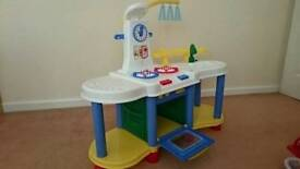 Little Kitchen for your Toddler