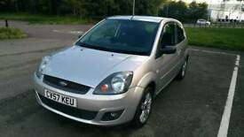 2008 ford fiesta 1.4 tdci diesel £30/ year road tax only