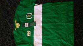 Norwich city footbal club t- shirt