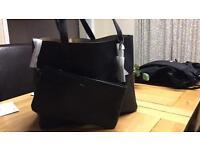 Beautiful genuine Ralph Lauren women's had bag and summer purse