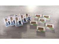 Vapourlites rechargeable electronic cigarettes and refils