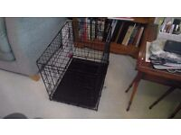 Dog cage/crate x-small - ( suit chihuahua or similar size dog for example)