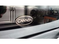 Cannon Chichester 600mm Gas Cooker