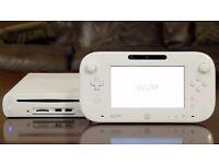 Wii U with 250gb External Hard Drive