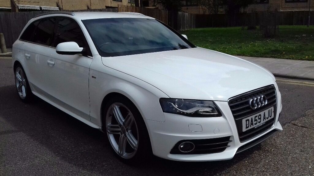 2010 audi a4 avant s line 2 0 tdi manual estate in islington london gumtree. Black Bedroom Furniture Sets. Home Design Ideas