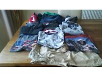 Boys Bundle of clothes age 10-11 years