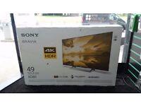 """Sony Bravia KD49XD8088 - 49"""" - LED - SMART TV - 4K - ULTRA HD"""