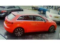 Audi a3 sport back low milage