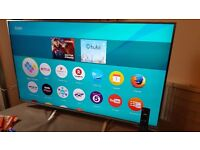PANASONIC VIERA 50-inch 50DX700B Smart 4K UHD LED TV, 800Hz, built in Wifi,Freeview Play,NETFLIX