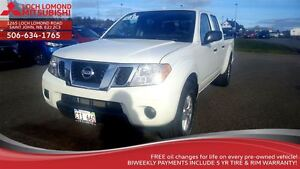 2016 Nissan Frontier PRO-4X AWESOME for only $241/BW