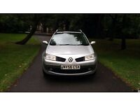 2006 (56) Renault Megane Sport Tourer 1.6 Dynamique panoramic roof £1095 focus 307 astra c4 vw