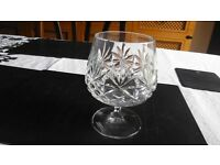 Edinburgh Crystal Brandy Glasses - Berkeley Design