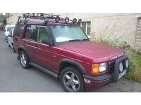 Land Rover Discovery HSE V8 LPG £1,600 ono
