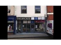 Flexible Commercial Retail Unit - Wood Street Swindon