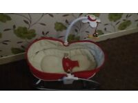 Tiny love 3 in 1 rocker/cot