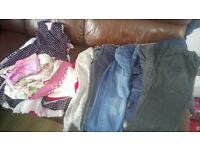 Girls Clothes 6-10y