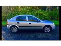 Vauxhall Astra 1.6, YEARS MOT, 69000 Miles, Full Service Hostory