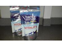 Higher Nature Vitality Powder x 2 packs of 155g