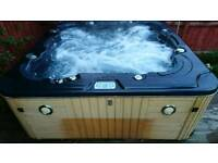 7-8 Seater Hot tub