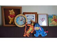 Nursery/children's wall art