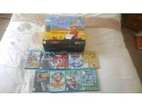 Wii u & games