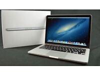 13' MacBook Pro Retina Display Core i5 2.5GHz 8GB Ram 128Gb SSD Logic Pro Adobe CC Microsoft Office