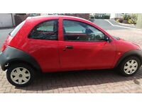 2004 Ford KA - Red MOT till January 2017 - Offers
