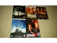 War DVD Collection