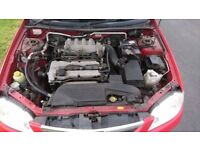 Mazda 323F GSI Auto 1.6 . Spares or repairs