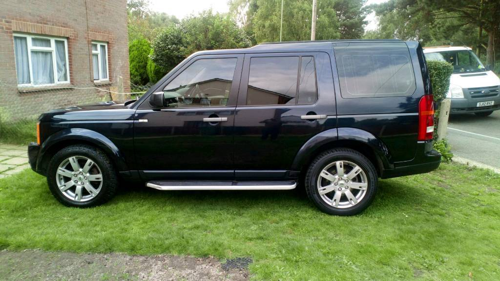 Land Rover Discovery HSE 09
