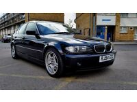 2004 BMW 3 SERIES 330d 6 speed manual full service history