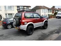 Suzuki vitara off roader £1200 ONO
