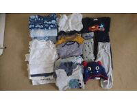 3-6 months baby Boy winter clothes bundle