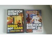 Brendon Burns DVDs