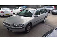 Volvo V70 SE 170BHP 2003 Automatic - Spares or Repair