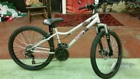 Apollo 24 inch wheel mountain bike