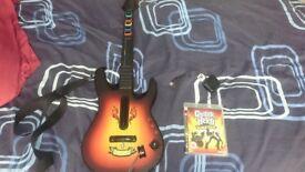 Guitar Hero Bundle | PS3 | 2 Guitars + 3 Games