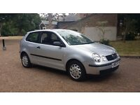 Volkswagen polo 1.4 auto low mileage 68000 miles