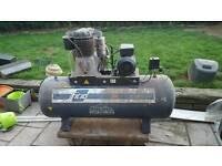 Large garage air compressor bargain