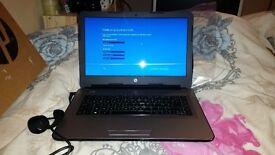 Hp notebook laptop 14-an016na