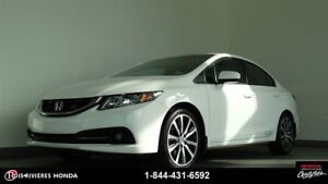 2015 Honda Civic Si GPS mags toit ouvrant