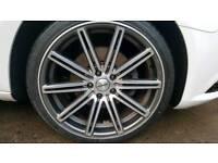 19inch vw mercedes bmw vw caddy transporter wheels