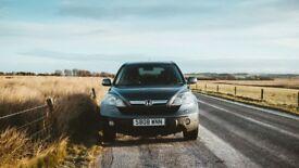 2008 Honda CR-V ES 139 BHP