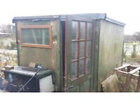 Wooden Shed - Allotment