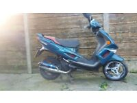 Peugeot Speedfight2 100cc spares repair