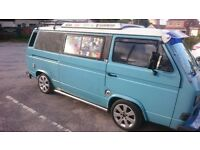 THE BEST VW T25 camper on here!! AMAZING Reimo pop, 1.6TD. Not t4 t2 t5