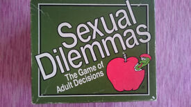 "Board Game ""Sexual Dilemmas"""